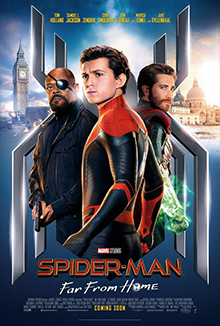3D:Spider-Man: Far From Home